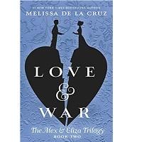 Love-War-by-Melissa-de-la-Cruz
