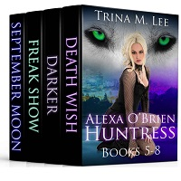 Alexa O'Brian 05 08 Boxed Set Two by Trina M Lee 1