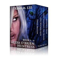 Alexa OBrien Huntress Books 1 4 Box Set by Trina M. Lee 1