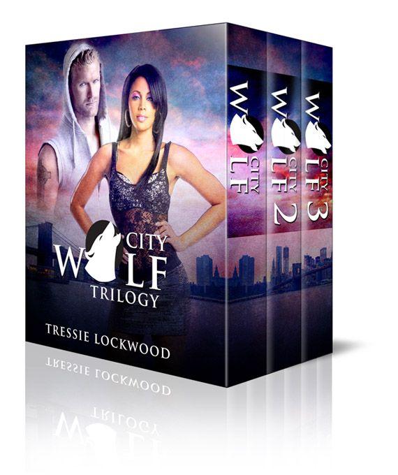 City Wolf Fantasy Trilogy Omnibus by Tressie Lockwood