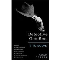 Crime Detective Omnibus 1 – 7 by Adam Carter 1