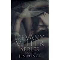 Devany Miller Fantasy Omnibus 1 -5 by Jen Ponce