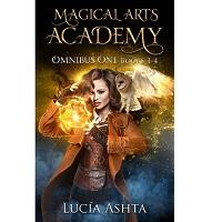 Magical Arts Academy Fantasy Omnibus One 1 – 4 by Lucia Ashta 1