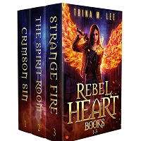 Rebel Heart Boxed Set by Trina M Lee 1