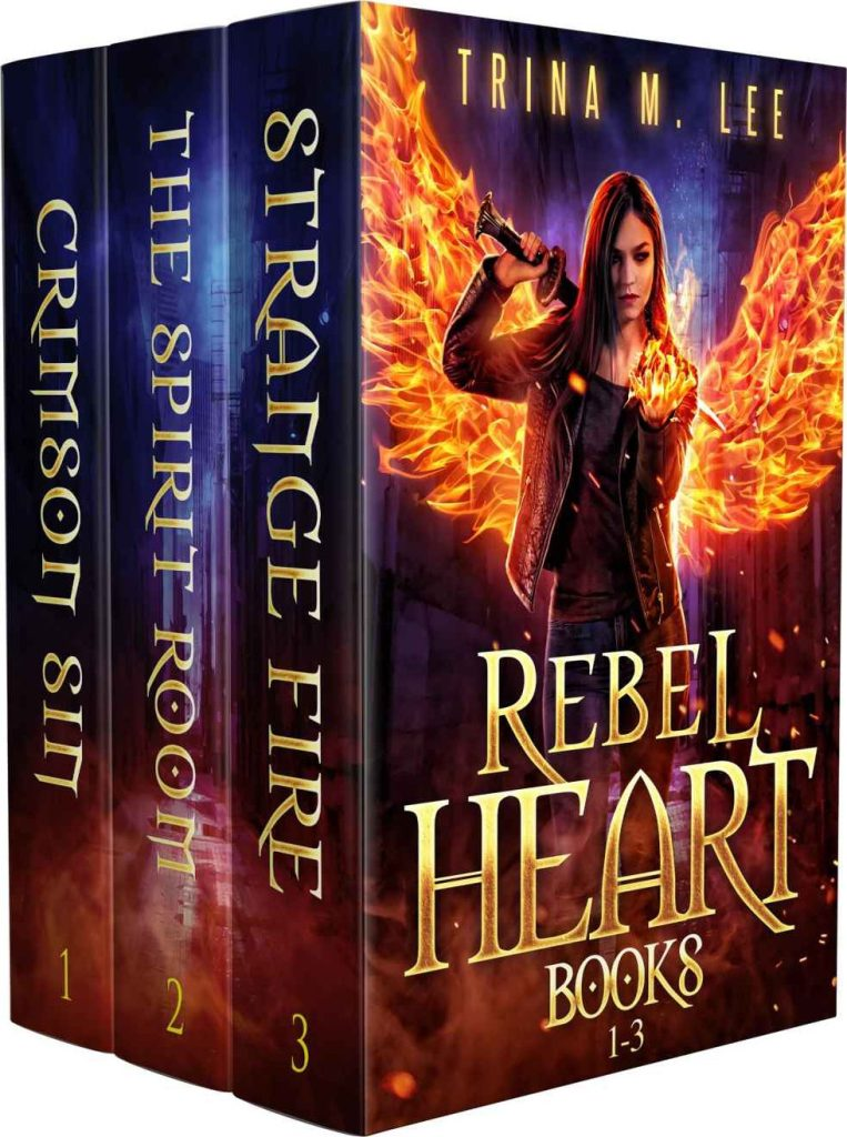 Rebel Heart Boxed Set by Trina M Lee