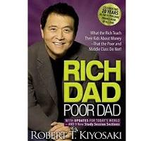 Rich Dad Poor Dad for Teens by Robert T. Kiyosaki