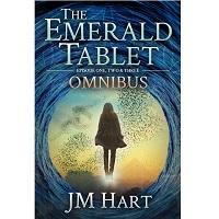 The Emerald Tablet Fantasy Omnibus 1 – 3 by JM Hart 1